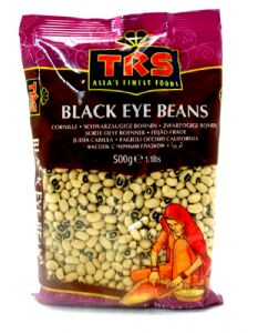 500g Black Eye Beans (Black Eye Peas, Chowli) | Buy Online at the Asian Cookshop